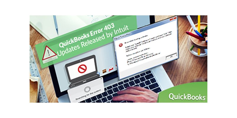 QuickBooks Error 403