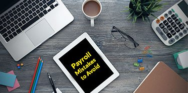 top payroll mistakes