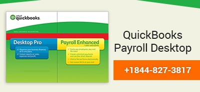 QuickBooks Payroll Desktop Technical Support