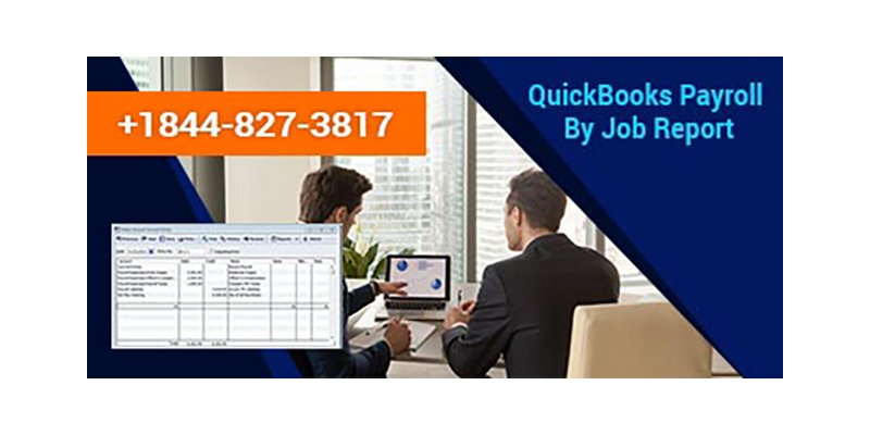 QB Payroll Creating A Job Cost report