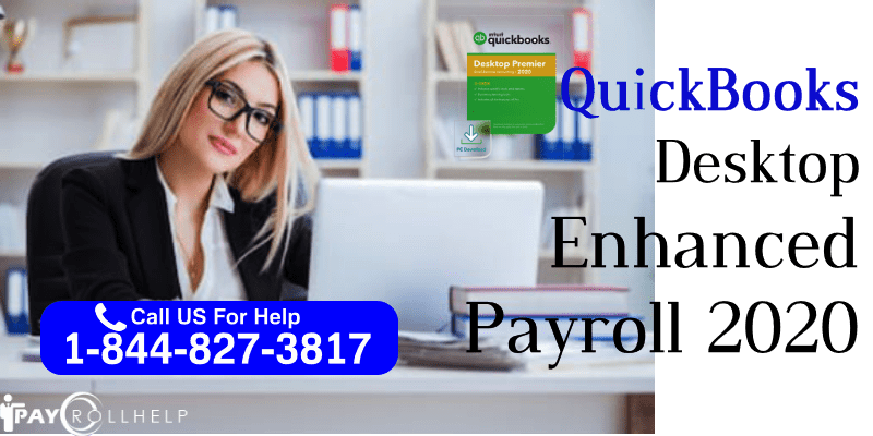 QuickBooks Desktop Enhanced Payroll 2020